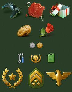 Pilots Path iOS Game by Aleksandr Novoselov, via Behance