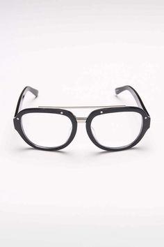 Cassius Tange Rx Sunglasses.