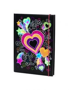 Light Up Heart Journal
