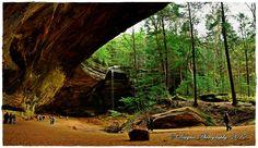Ash Cave - Hocking Hills, Ohio