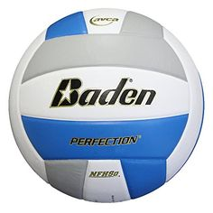 Baden Perfection Leather Volleyball: Top-grade full grain leather Butyl bladder for maximum air retention Total Feel Technology Personal Defense, Indoor Play, Leather Cover, Get Well, Soccer Ball, Volleyball, Feel Good, Just For You, Feelings