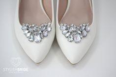 Shoe Clips, Rhinestone Bridal Shoe Clips,Shoe Clips, Rhinestone Shiny Shoe Clips, Wedding Shoe Clips, Shoe Clips for Wedding Shoes by StylishBrideAccs on Etsy