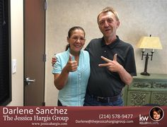 Dorlichs closing on 3 bedroom home in Carrollton, a great Dallas community in North Texas!  Congratulations and thank you for choosing the Jessica Hargis Group!