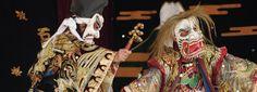 道反し-石見神楽演目-なつかしの国石見/島根県西部公式観光サイト