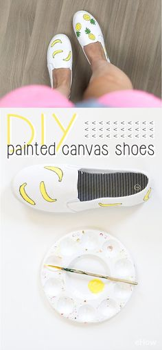 This is how you turn plain shoes into their favorite pair! Free fruit printable templates that go along with how you can paint on canvas shoes! Get everything here (it only takes 7 steps!) http://www.ehow.com/how_4796457_paint-canvas-shoes.html?utm_source=pinterest.com&utm_medium=referral&utm_content=freestyle&utm_campaign=fanpage