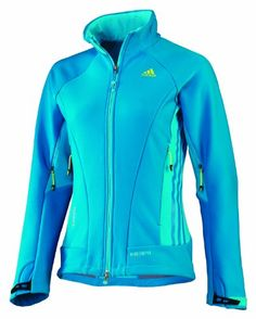 adidas OUTDOOR - Terrex Windstopper Hybrid Jacket - Women's - Sharp Blue - Small. From #adidas. List Price: $199.95. Price: $119.97