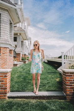 It's the last day of the Lilly Pulitzer After Party Sale, which means that NEW STYLES HAVE BEEN ADDED. (This patchwork dress is my favorite from the new additions. Lilly also restocked the classic baby dress as well as the girls' anchor dress. New anchor swing dress for women, too!)