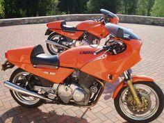 Laverda RGA 1000 3 cylinder 120° #laverda #rga #rgs #triple Pic : Grant Duguid