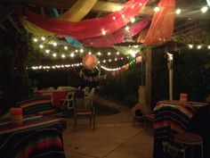 Cinco De Mayo Backyard Decorations