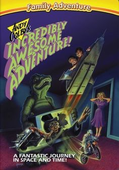 Andy Colby's Incredible Adventure 1988