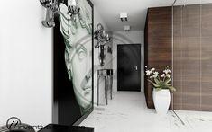 Glamour Apartment Interior Design, Glamour Design, Interior Design, Contemporary Design, Design, Apartment Design, Modern Home, Interior Decor, Interior Details, Home Details, Hallway Interior Design, Hallway Design, Hallway Ideas, Hallway Decor