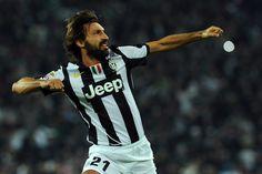 No Pirlo No Party Juventus Andrea Football Funny T-Shirt Italy Azzurri New York