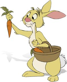 Rabbit from Winnie the Pooh. Want to get this as a tattoo for my mom in sketch form.