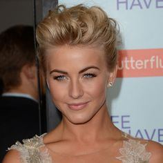 How to Get Julianne Hough's Amazing Makeup From Her Big Movie Premiere Last Night