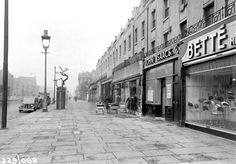 1950s Whitechapel