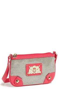 Juicy Couture 'Bright Diamond' Crossbody Bag (Girls) available at #Nordstrom