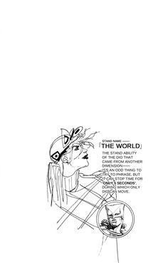 Diego Brando | The World
