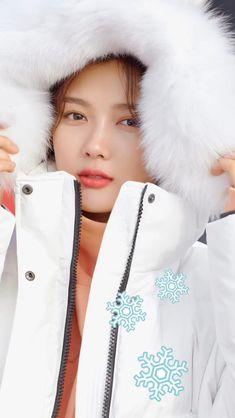 Kim Yoo Jung (FILA) - Album on Imgur Child Actresses, Korean Actresses, Korean Actors, Actors & Actresses, Korean Makeup Look, Korean Beauty, Asian Beauty, Kim Yoo Jung Fashion, Kim Yoo Jung Park Bo Gum