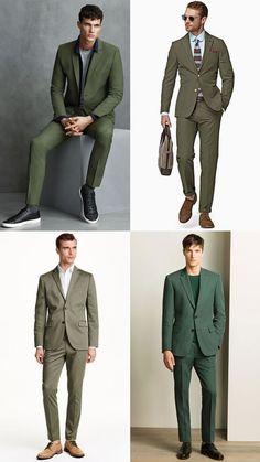 cool 8 Ways To Wear Green This Season