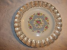 Someday I will collect vintage china and THIS is the pattern I will be hunting! Wow!!!