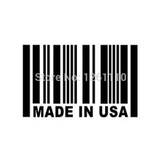 Made In JAPAN Barcode Sticker -JDM Reflective Vinyl Decal Sticker Great For Your Car Truck Window Bumper http://i00.i.aliimg.com/wsphoto/v0/1888042966/Made-In-USA-Barcode-Sticker-JDM-Reflective-Vinyl-Decal-Sticker-Great-For-Your-Car-Truck-Window.jpg http://deals-today.net/products/made-in-japan-barcode-sticker-jdm-reflective-vinyl-decal-sticker-great-for-your-car-truck-window-bumper/