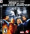 Fantastic Four: Rise of the Silver Surfer ps3 cheats