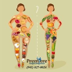 You are what you eat. #HCGdiet #BradentonWeightLoss