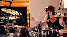 """Conquering Dystopia- """"Tethys"""" Drum Playthrough- Alex Rudinger (+lista de..."""