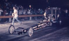 Was there.  Don was wrenching on his car himself when Top Fuel was not very popular