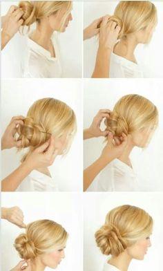 62 Besten Haare Bilder Auf Pinterest Hair Make Up Curly Hair Und