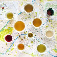 #mapas #color