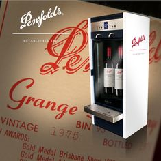 #wine #redwine #whitewine #rosé #winebar #tasting #winetasting #winedispenser #penfolds
