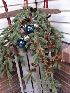Christmas sled                                                                                                                                                                                 More