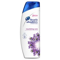 Head & Shoulders Nourishing Care Shampoo is formulated with natural ingredients cotton, guar and lavender essence to keep your hair beautiful and flake free.