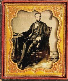 ~ Abraham Lincoln ~