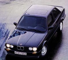 #BMW 320i Coupe (E30) '1982–91