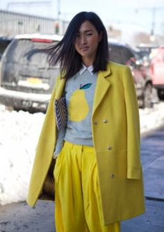 How To Dress As Fearlessly As A Street Style Star: Tip #1...