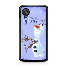 hot release Olaf You Warm My ... on our store check it out here! http://www.comerch.com/products/olaf-you-warm-my-heart-nexus-5-case-yum10861?utm_campaign=social_autopilot&utm_source=pin&utm_medium=pin