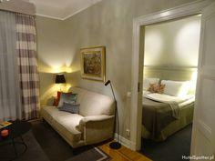 Radisson Blu Strand Hotel, Stockholm - pokoj Business Class