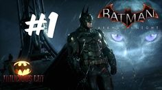 Batman Arkham Knight PS4 Gameplay Ep.1