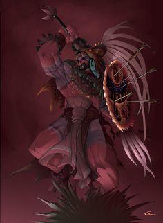 """Fantasy Kingdom: Guerreros Epicos: """"Guerrero Jaguar"""" ¿Podras ser uno?"""