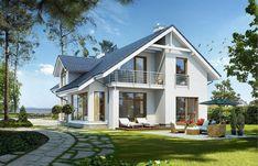 Dream Home Design, Modern House Design, Bungalow Renovation, Classic Building, Villa Design, Bedroom Loft, Next At Home, House Rooms, House Plans