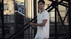 Zorro Floorball Freestyle Video on a Rooftop in Manhattan Rooftop, Manhattan, Channel, Youtube, Hs Sports, Projects, Rooftops, Youtubers, Youtube Movies