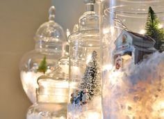 At Lights4fun, we're mad about DIY crafts using Christmas lights and we're always on the hunt for inspirational ideas that are easily achievable and purse-friendly to create! That's why we're delighted to have stumbled upon this truly impressive DIY snow globe idea that can be achieved in the tender time of ten minutes… Christmas Snow Globes Create... Read More »