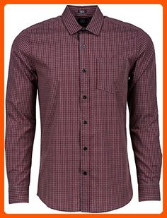 Volcom - Mens Everett Minichk Woven, Size: X-Small, Color: Port - For all the skaters (*Amazon Partner-Link)