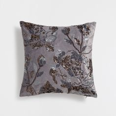 Embroidered Cushion Cover ($70)