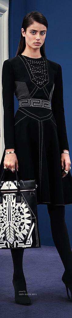 Farb-und Stilberatung mit www.farben-reich.com - Versace Pre-Fall 2015 ♔THD♔