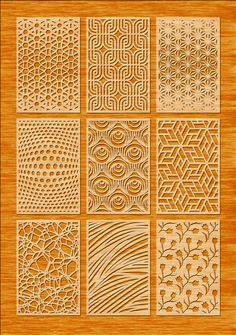 Room Divider Screen, Diy Room Divider, Room Screen, Wood Panel Walls, Panel Wall Art, Wood Wall, Plywood Furniture, Laser Cut Panels, 3d Panels