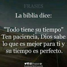 Sólo Dios....