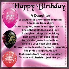 Sweet 16 For My Daughter Quotes. QuotesGram | 16 Burthday ...